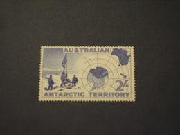 AUSTRALIA ANTARCTIC - 1957 ESPLORAZIONE - NUOVO(++) - Territorio Antartico Australiano (AAT)