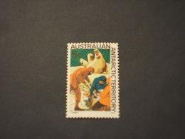 AUSTRALIA ANTARCTIC - 1966/8 FOCHE  5 C. - NUOVO(++) - Territoire Antarctique Australien (AAT)
