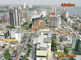 Abidjan Elfenbeinküste - Elfenbeinküste