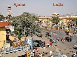 Ajmer Indien - Indien
