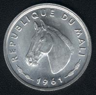 Mali, 10 Francs 1961, UNC - Mali (1962-1984)