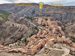 Albarracin Spanien - Spanien