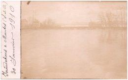 78 Inondations De MANTES - 30 Janvier 1910 - Carte-photo - Mantes La Ville