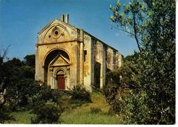 13 Tarascon N°4979 Chapelle Saint St Gabriel XIIème Timbrée à 0,30 Mais Non Voyagé - Tarascon