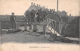 ¤¤    -   TETEGHEM   -   Le Pont Neuf   -   ¤¤ - France