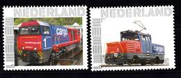 Trein, Train, Railway, Eisenbahn, Locomotive:Nederland 2015 :  Cargo 2 X - Treinen