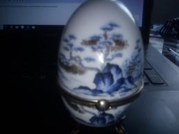 œuf De Fabergé Très Bonne état - Oeufs