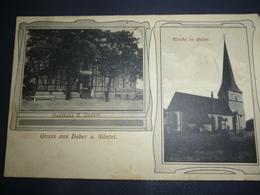 Gruss Aus Beber A Suntel ( Trou De Punaise ) - Belgique