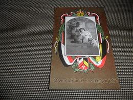 Couple ( 3 )  Koppel Militair Allemand  Deutsche Soldat  Duitse Soldaat - Couples