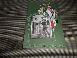 Couple ( 8 )  Koppel Militair Allemand  Deutsche Soldat  Duitse Soldaat - Couples