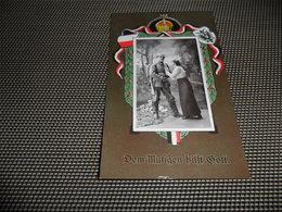 Couple ( 10 )  Koppel Militair Allemand  Deutsche Soldat  Duitse Soldaat - Couples