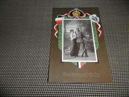 Couple ( 12 )  Koppel Militair Allemand  Deutsche Soldat  Duitse Soldaat - Couples
