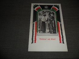 Couple ( 19 )  Koppel Militair Allemand  Deutsche Soldat  Duitse Soldaat - Couples