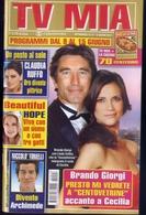 Tv Mia - 23-2012 - Brando Giorgio - Linda Collini - Claudia Ruffo - Niccolò Torielli - Televisione