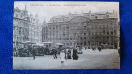 Bruxelles Grand Place Maison Des Corporations Belgium - Belgio