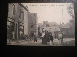 Quartier Du Poids Public - Saint Eloy Les Mines