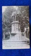 Bruxelles Statues Des Comtes Egmont Et De Hornes Belgium - Belgio