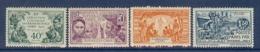 OUBANGUI N° 84/87 EXPO COLONIALE DE 1931 ** - Neufs