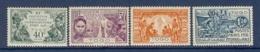 TOGO N° 161/164 EXPO COLONIALE DE 1931 ** - Togo (1914-1960)