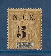 NOUVELLE CALEDONIE N° 65 * - Nuova Caledonia