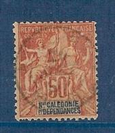 NOUVELLE CALEDONIE N° 51 OBLITERE - Nouvelle-Calédonie