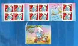 Svizzera ** - 2006 - Libretto. Cocolino Il Cuoco Dei Bambini. - Blocchi