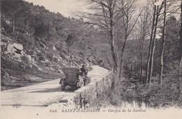 83 / SAINT ZACHARIE / GORGES DE LA SAMBUC / ELD 608 - Saint-Zacharie