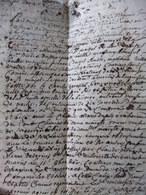 Document  LE PUY 1672 - Documents Historiques