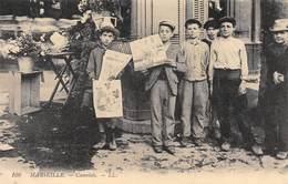 Marseille - Camelots - Marchands De Journaux - Cecodi N'404 - Artigianato