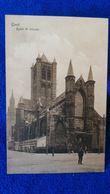 Gand Eglise St. Nicolas Belgium - Belgio