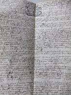 Document  LE PUY 1688 - Documents Historiques