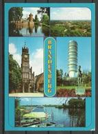 Deutschland Brandenburg Sent 1995, With Stamp - Brandenburg