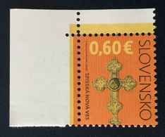 Slovakia, 0.60 E. 2010, Mi # 628, MNH - Unused Stamps