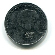 5 Dinars 2013 1434 - Algérie