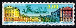Frankreich 1997, Michel# 3216 O Versailles: Congress Of The French Federation Of Philatelic - Frankreich