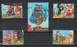 Nederland 2018 Nvph Nr ?? Mi Nr ?? Kinderpostzegels Thema: Fabeltjeskrant 50 Jaar Gestempeld - 2013-... (Willem-Alexander)