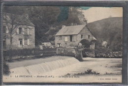 Carte Postale 35. Mézières  Le Moulin De La Roche Très  Beau Plan - France