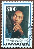 Jamaïque - Timbre Du BF YT N°39 - Bob Marley - 1995 - Oblitéré - Jamaica (1962-...)