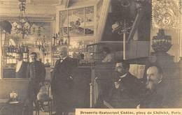 Paris - Brasserie-Restaurant Cadéac, Place Du Châlelet - Cecodi N'P 143 - France