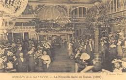 Paris - Moulin De La Galette - La Nouvelle Salle De Danse - Cecodi N'P 147 - France