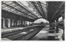 LANNEMEZAN - Le Hall De La Gare (photographie - APA) - Lannemezan