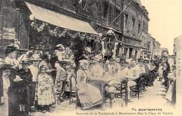 Paris - Souvenir De La Vachalcade à Montmartre - Cecodi N'P72 - France