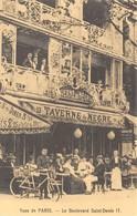 Paris - Taverne Du Nègre - Boulevard St-Denis - Cecodi N'P 144 - France