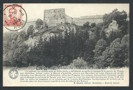 +++  CPA - LES AVINS - Ruines Du Château De Survillers - Desaix   // - Clavier