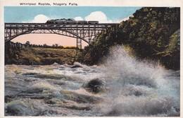 USA Train Near Niagara Falls 1915 - Eisenbahnen