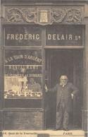 """Paris - Restaurant """"A La Tour D'Argent"""" - 15 Quai De La Tournelle - Cecodi N'797 - France"""
