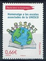 Andorra (French Adm.), UNESCO, 2014, MNH VF - French Andorra
