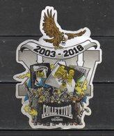 Ultras Udinese - 2003 - 2018 - - Adesivi