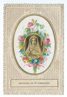 IMAGE PIEUSE Souvenir De La Premiere Communion    DENTELLE - Imágenes Religiosas