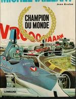 Michel Vaillant Champion Du Monde USAGEE - Michel Vaillant